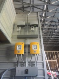 off grid maintenance of inverters